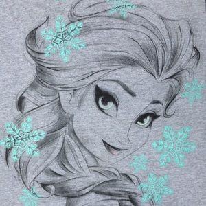 {Disney} Frozen Elsa Shirt